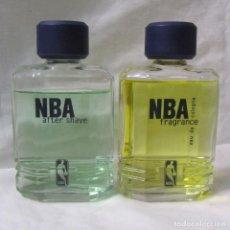 Miniaturas de perfumes antiguos: COLONIA + AFTER SHAVE NBA 100 + 100 ML. Lote 115513903
