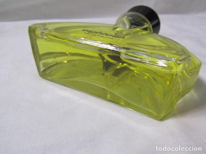 Miniaturas de perfumes antiguos: Colonia Eighteen de Puig 100 ml - Foto 4 - 115514095