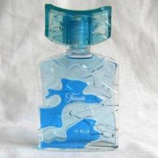Miniaturas de perfumes antiguos: COLONIA FARALA IN BLUE 25 ML. Lote 170850305