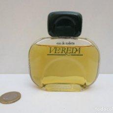 Miniaturas de perfumes antiguos: EAU DE TOILETTE VEREDA - PARERA - 100ML.. Lote 115709239