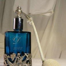 Miniaturas de perfumes antiguos: PERFUMERO ATOMIZADOR. Lote 116282279