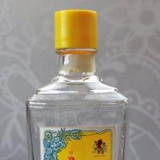 Miniaturas de perfumes antiguos: BOTELLA DE COLONIA CONCENTRADO ALVAREZ GOMEZ-400 ML.. Lote 116565539