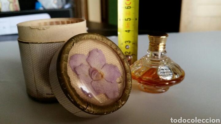 Miniaturas de perfumes antiguos: MINIATURA ESSENCE VIOLETTES DE TOULOUSE BERDOUES - Foto 9 - 116738456