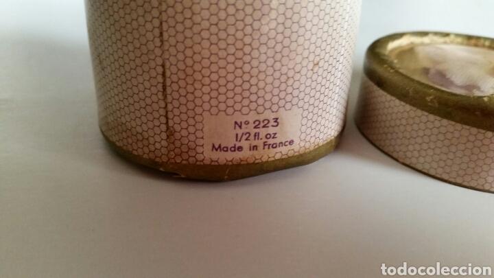 Miniaturas de perfumes antiguos: MINIATURA ESSENCE VIOLETTES DE TOULOUSE BERDOUES - Foto 10 - 116738456