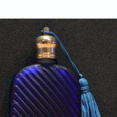 Miniaturas de perfumes antiguos: PERFUMERO PEQUEÑA BOTELLA CRISTAL MINIATURA. Lote 97573151