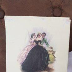 Miniaturas de perfumes antiguos: MYRURGIA PROMESA COLONIA 373ML!!. Lote 118066619