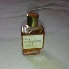 Miniaturas de perfumes antiguos: REPLIQUE RAPHAEL - VINTAGE, MINIATURA DE PERFUME. Lote 119079975