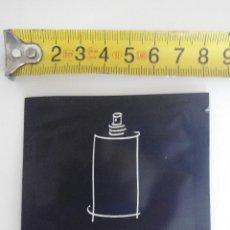 Miniaturas de perfumes antiguos: MUESTRA COLONIA PACO - PACO RABANNE - 1 ML - SIN ABRIR. Lote 119998271