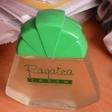 Miniaturas de perfumes antiguos: RAGATZA FRESH. DE BRISEIS 100 ML ACQUA DE TOILETTE . Lote 120110983