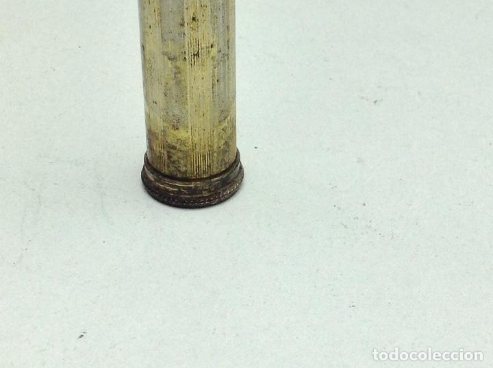 Miniaturas de perfumes antiguos: ANTIGUO VAPORIZADOR DORSAY - VAPO DE SAC DORSAY PARIS - Foto 6 - 120336167