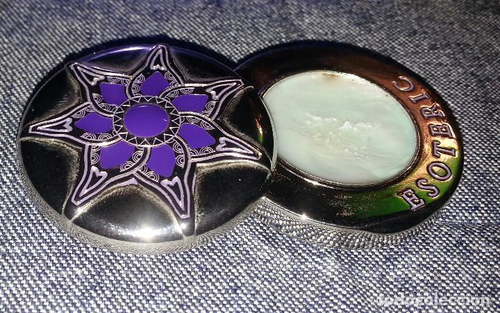 Miniaturas de perfumes antiguos: Esoteric Perfume Solido de Alyssa Ashley - Foto 8 - 120583571