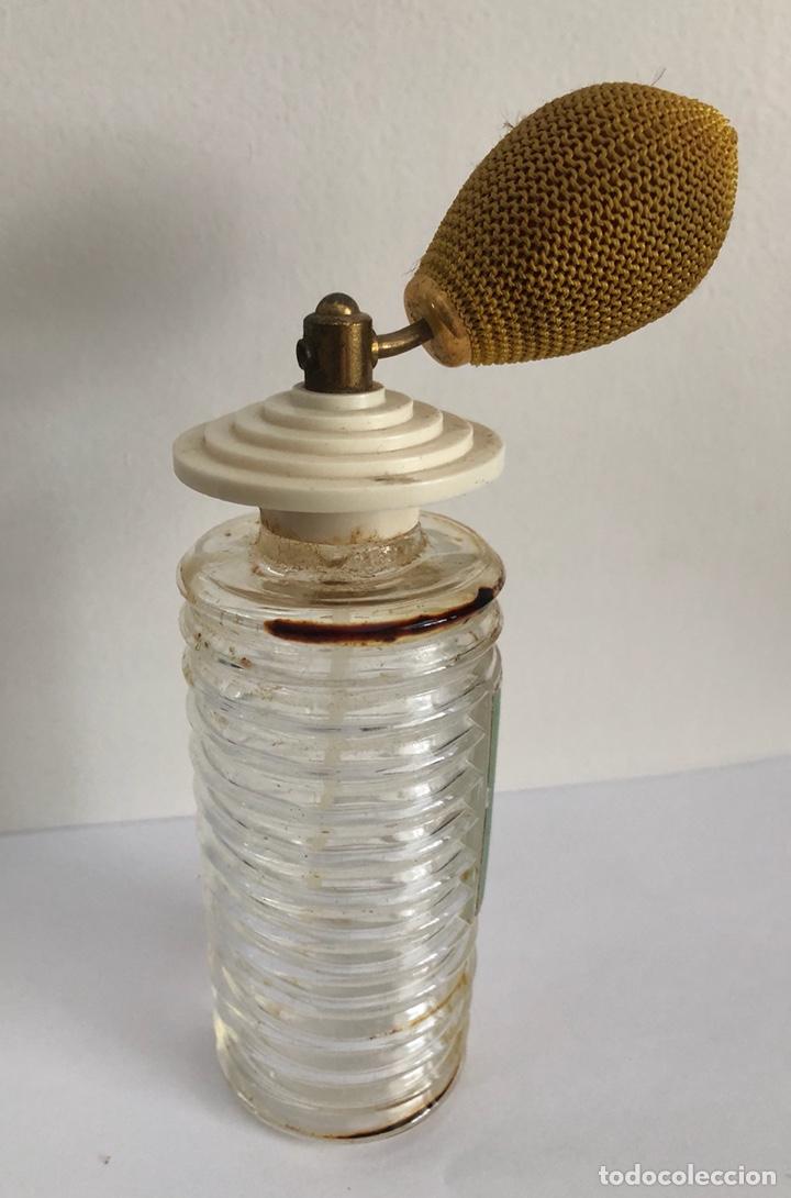 Miniaturas de perfumes antiguos: ANTIGUO FRASCO DE COLONIA PERFUME GONG DE PARERA - Foto 5 - 120817876