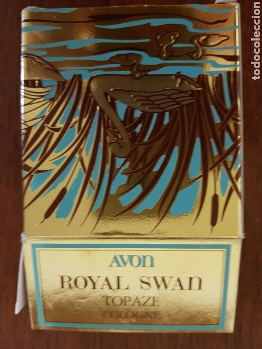 Miniaturas de perfumes antiguos: Antiguo frasco de perfume de Avon - Foto 4 - 121064728