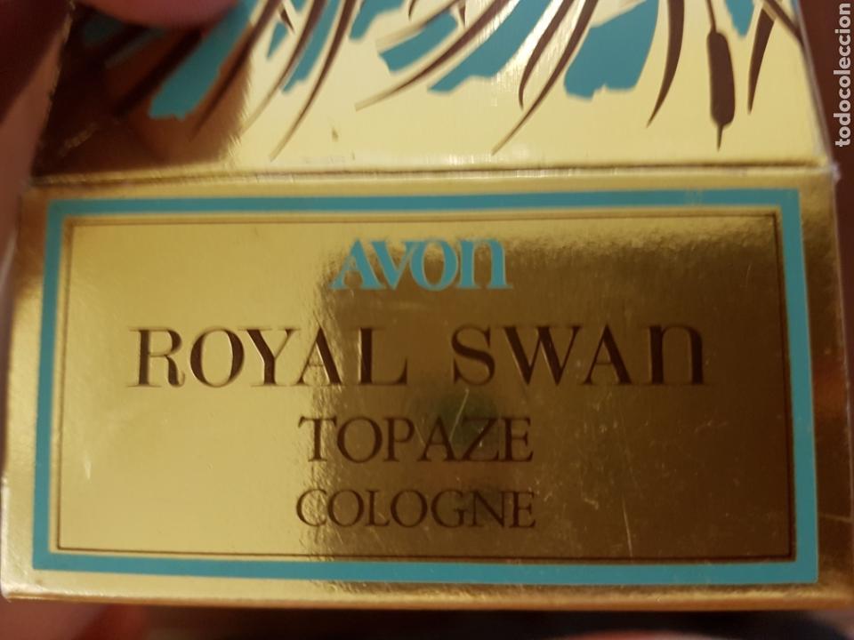 Miniaturas de perfumes antiguos: Antiguo frasco de perfume de Avon - Foto 6 - 121064728