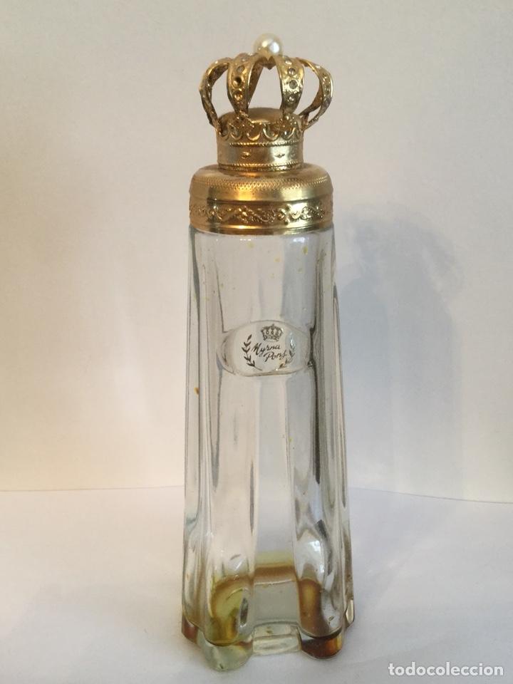 ANTIGUO FRASCO DE PERFUMEN MYRNA PONS (Coleccionismo - Miniaturas de Perfumes)
