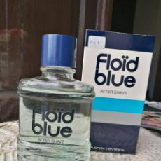 Miniaturas de perfumes antiguos: FLOÏD BLUE AFTER SHAVE 100 ML, NUEVO.. Lote 121738019