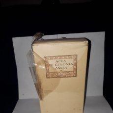Échantillons de parfums anciens: AGUA DE COLONIA AÑEJA DE GAL MADRID. Lote 122211268