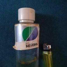 Miniaturas de perfumes antiguos: ANTIGUO FRASCO DE COLONIA NEVISKA. PROCELSA . Lote 122248715