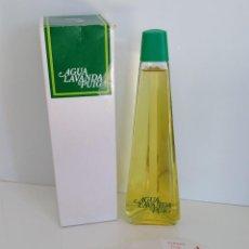Miniaturas de perfumes antiguos: AGUA LAVANDA PUIG VERSIÓN 1965. Lote 125217427