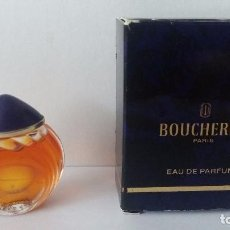Miniaturas de perfumes antiguos: MINIATURA BOUCHERON DE BOUCHERON. Lote 126127711