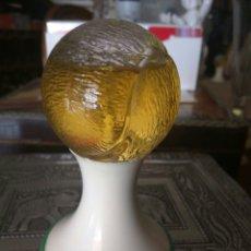 Miniaturas de perfumes antiguos: AGUA COLONIA ATOMISEUR PELOTA TENIS. Lote 126248540