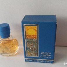 Miniaturas de perfumes antiguos: MINIATURA VAN GOGH. Lote 126588139