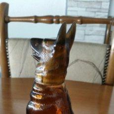 Miniaturas de perfumes antiguos: FRASCO VINTAGE AVON PASTOR ALEMÁN AFTER SHAVE LOTION. Lote 128641730