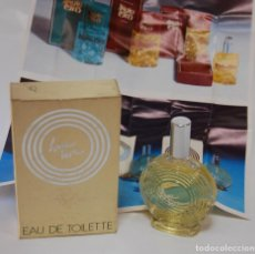 Miniaturas de perfumes antiguos: FRASCO DE COLONIA ANNA DE VERA // DE DROGUERÍA PERFUMERIA ANTIGUA. Lote 142793620