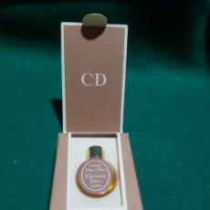 Miniaturas de perfumes antiguos: PERFUME CHRISTIAN DIOR. Lote 128921418