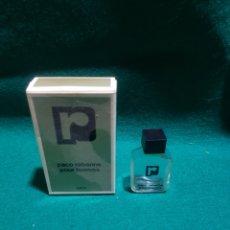 Miniaturas de perfumes antiguos: ANTIGUO FRASCO DE COLONIA PACO RABANNE. Lote 128926116