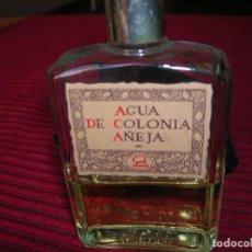 Miniaturas de perfumes antiguos: ANTIGUO FRASCO DE AGUA DE COLONIA AÑEJA .GAL. Lote 129010547