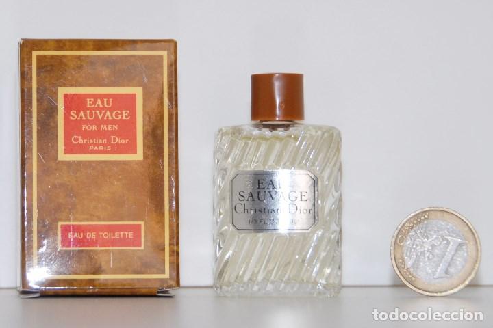 Miniatura Eau Sauvage De Christian Dior Kaufen Miniaturen Von