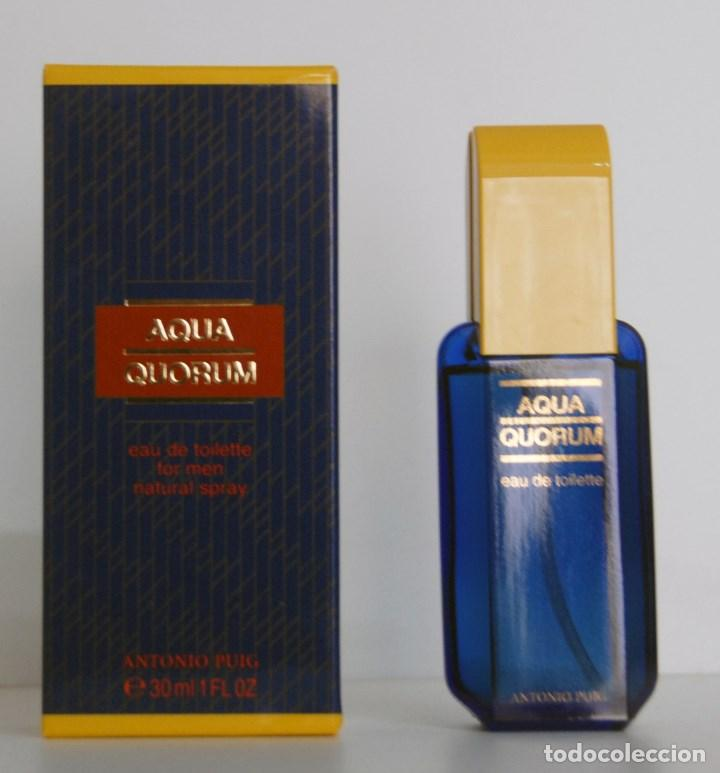 Frasco De Eau De Toilette Aqua Quorum De Antoni Buy Miniatures Of