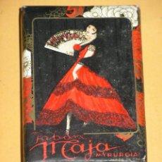 Miniaturas de perfumes antiguos: PASTILLA DE JABÓN MAJA MYRURGIA, VINTAGE, ERCOM. Lote 130574766