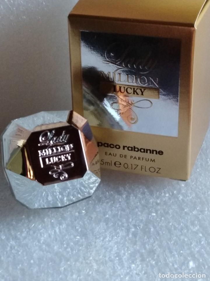 Miniatura De Perfume Lady Million Lucky De Paco Sold Through