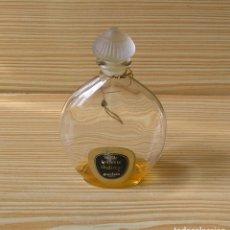 Miniaturas de perfumes antiguos: FRASCO DE AGUA DE COLONIA GUERLAIN PARÍS SHALIMAR.. Lote 131074020
