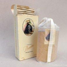 Miniaturas de perfumes antiguos: COLONIA, LOCION PROMESA, MYRURGIA, FRASCO MEDIANO Nº 458. Lote 131536398