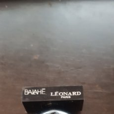 Miniaturas de perfumes antiguos: MINIATURA PERFUME BALAHE LEONARD. Lote 132274286