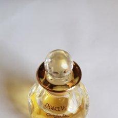 Miniaturas de perfumes antiguos: MINIATURA PERFUME DOLCE VITA CHRISTIAN DIOR. Lote 132278705