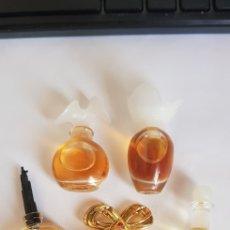 Miniaturas de perfumes antiguos: COLECCIÓN DE MINIATURAS DE PERFUME ELIZABETH ARDEN. Lote 132281130