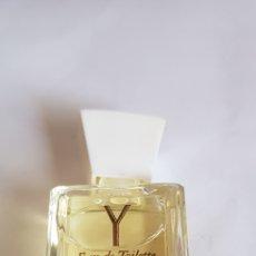 Miniaturas de perfumes antiguos: MINIATURA PERFUME YVESSAINTLAURENT. Lote 132282746