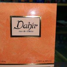 Miniaturas de perfumes antiguos: DAHIR COLONIA 100ML.COLONIA LLENA.. Lote 132500554