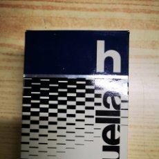 Miniaturas de perfumes antiguos: HUELLA AFTER SHAVE. Lote 132563167