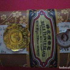 Miniaturas de perfumes antiguos: PASTILLA DE JABON. Lote 132784202