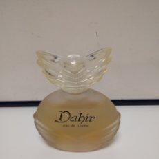 Miniaturas de perfumes antiguos: COLONIA DAHIR 50 ML DESCATALOGADA. Lote 161370921