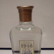 Miniaturas de perfumes antiguos: AGUA DE COLONIA 1916 MYRURGIA 200 ML. Lote 133421245