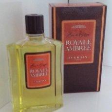 Miniaturas de perfumes antiguos: EAU DE COLOGNE ROYALE AMBREE DE LEGRAIN . Lote 133533266