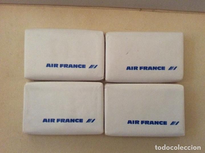 4 PASTILLAS DE JABÓN MONT BLANC (Coleccionismo - Miniaturas de Perfumes)