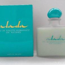Miniaturas de perfumes antiguos: COLONIA ALADA HYDRATANTE SIN ALCOHOL 200 ML - A ESTRENAR - DESCATALOGADA. Lote 134364690
