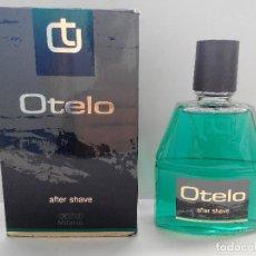 Miniaturas de perfumes antiguos: OTELO AFTER SHAVE 200 ML - MILANO - SIN ESTRENAR -DESCATALOGADO. Lote 135573802